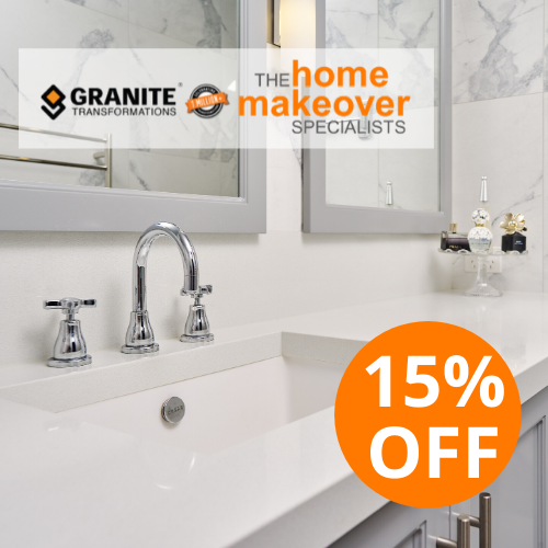 15% off sale july 2020 bathroom renovation Sydney Sutherland Shire Eastern Suburbs Inner West