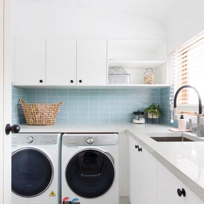Granite Designs Laundry Makeovers Sydney